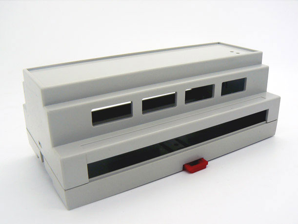 CustomPlastic enclosure
