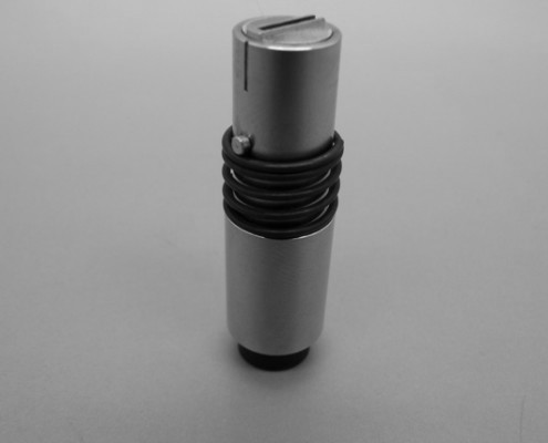 Stainless steel assembly