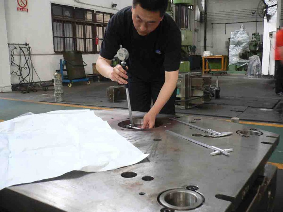 Project follow-up in China