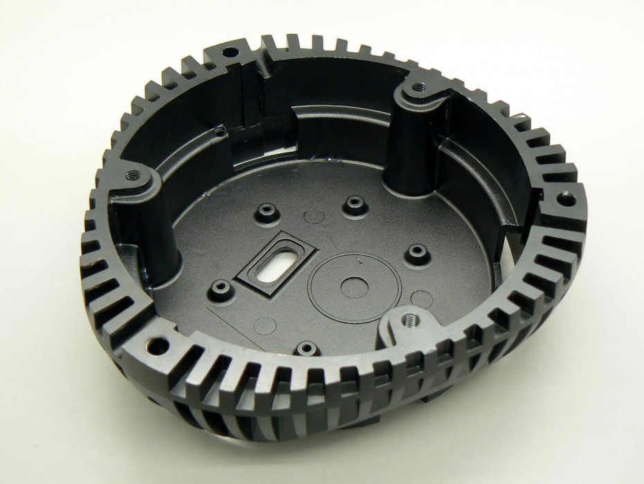 Die casting in China