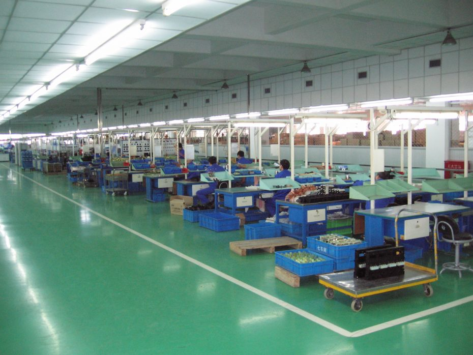 assembly in China