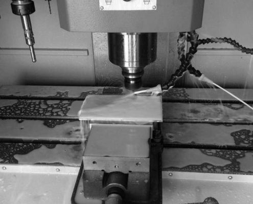 milling in China