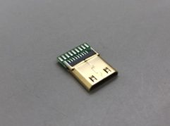 HDMI connector component