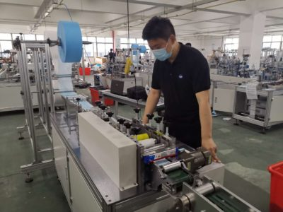QC in china factory