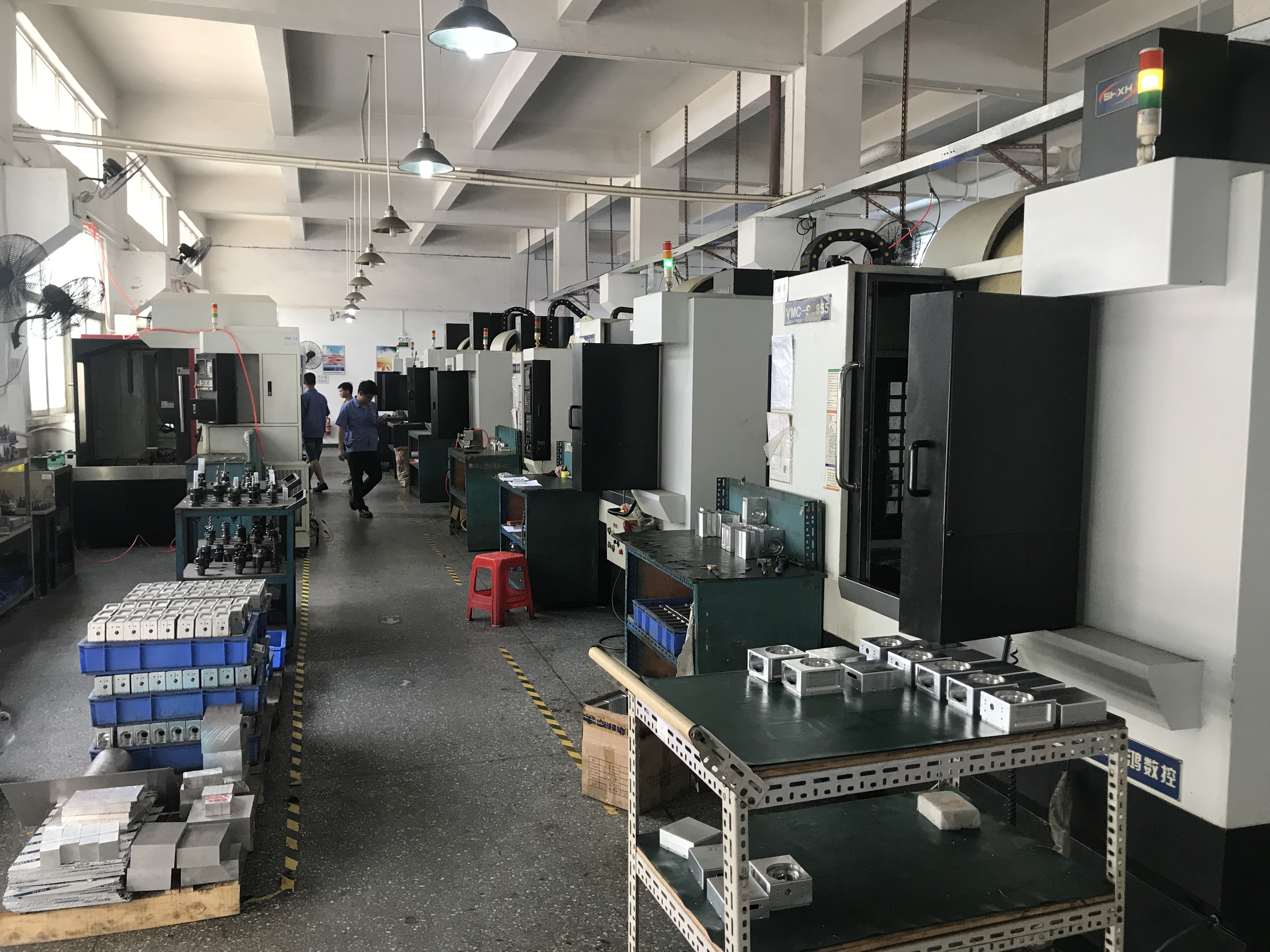 technical parts in china